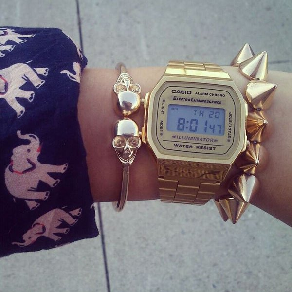 gold-casio
