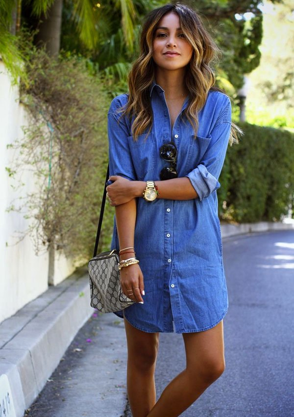 313632872c Vestido Jeans » STEAL THE LOOK