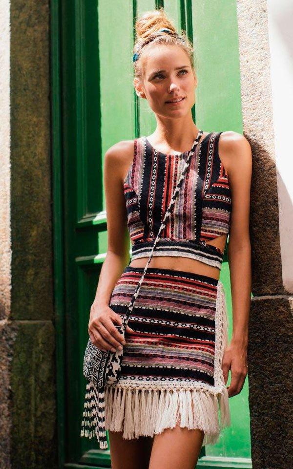 Boho-Style-Gypsy-Street-Style-Farm-Floral-dress