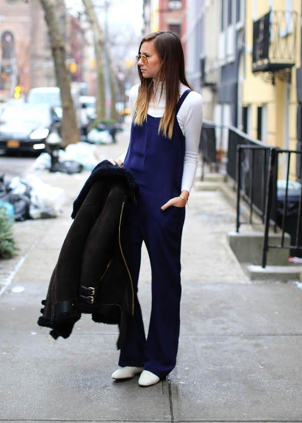 jumpsuit-blue-street-style-jacket-flat