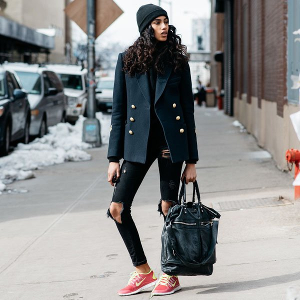 Hammam Style: Model Off-Duty To Watch: Imaan Hammam » STEAL THE LOOK