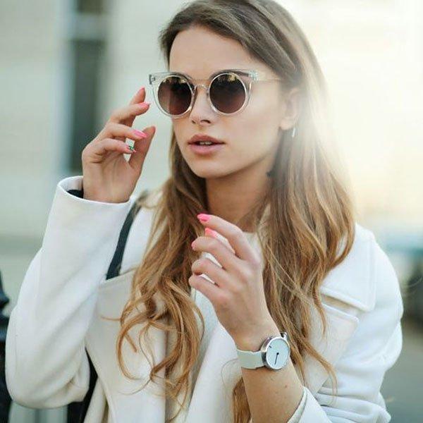 fa7fe9aefd526 Óculos de Sol Transparentes » STEAL THE LOOK