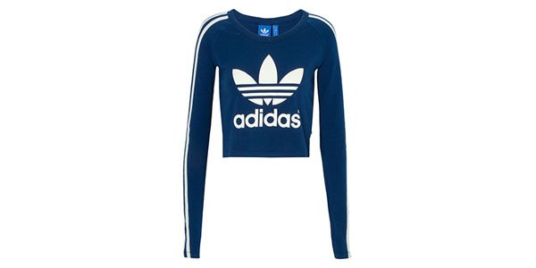 blusa-cropped-azul-adidas-originals