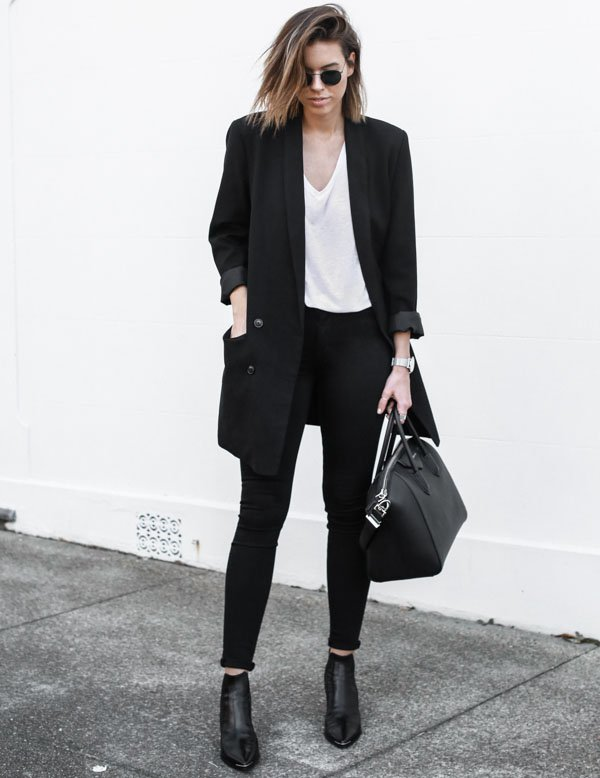 10 Maneiras De Usar Oversized Blazer Steal The Look