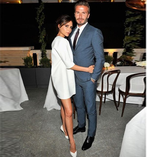 Couples We Love Victoria And David Beckham Steal The Look