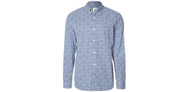 Camisa Azul Gap