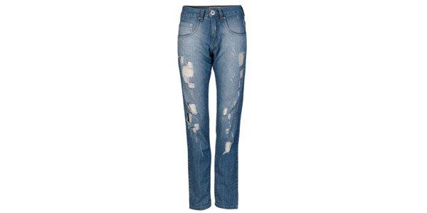 Calça Jeans Destroyed Boyfriend