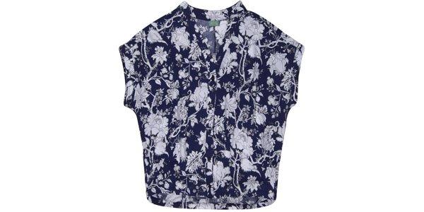 Camisa estampada da khelf