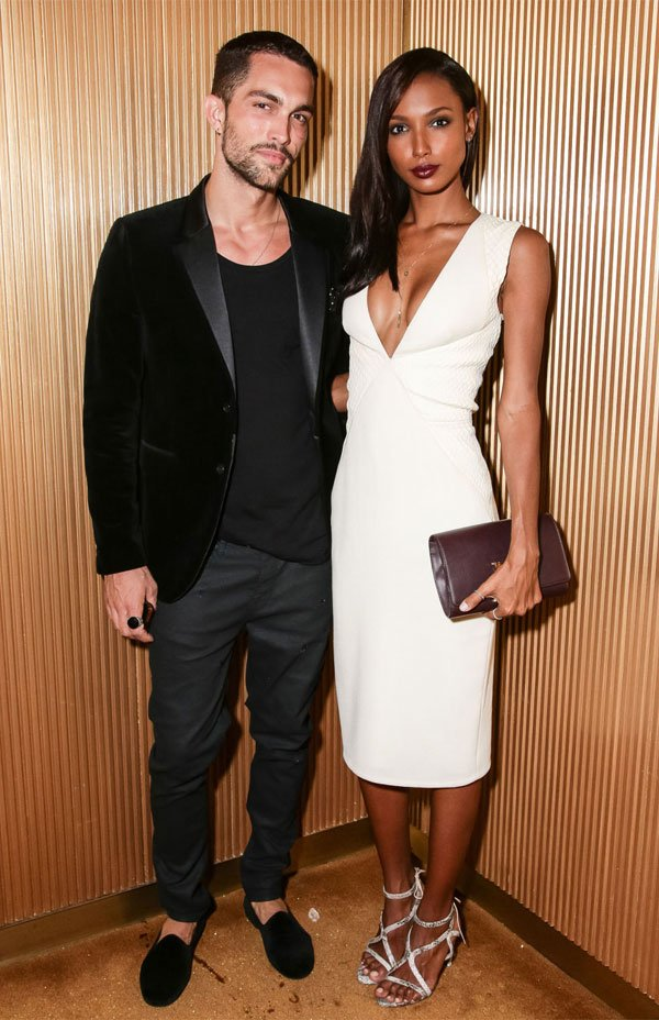 jasmine tookes tobias sorensen look party