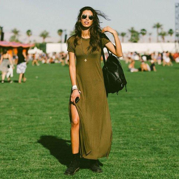 look festival maxi dress
