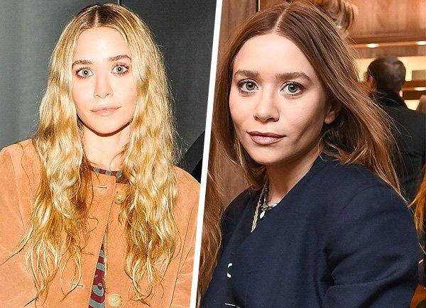 Ashley Olsen Hair Style