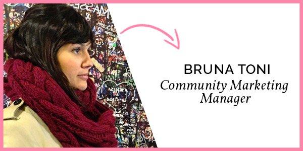 Bruna Toni Equipe Pinterest