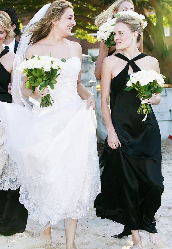 Kate Bosworth Bridesmaid Dress