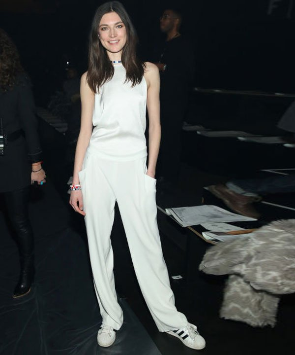 All White Sneakers Jacquelyn Jablonski