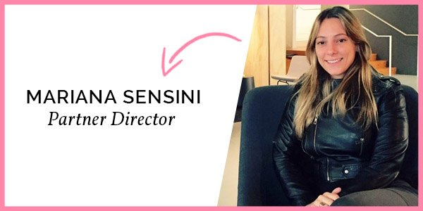 Mariana Sensini Equipe Pinterest