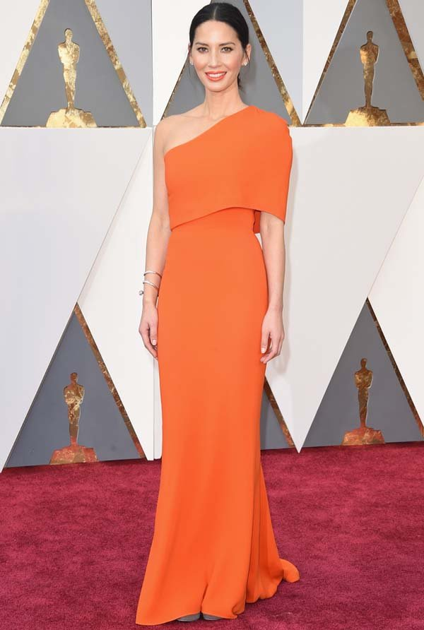 olivia munn oscarstella mccartney