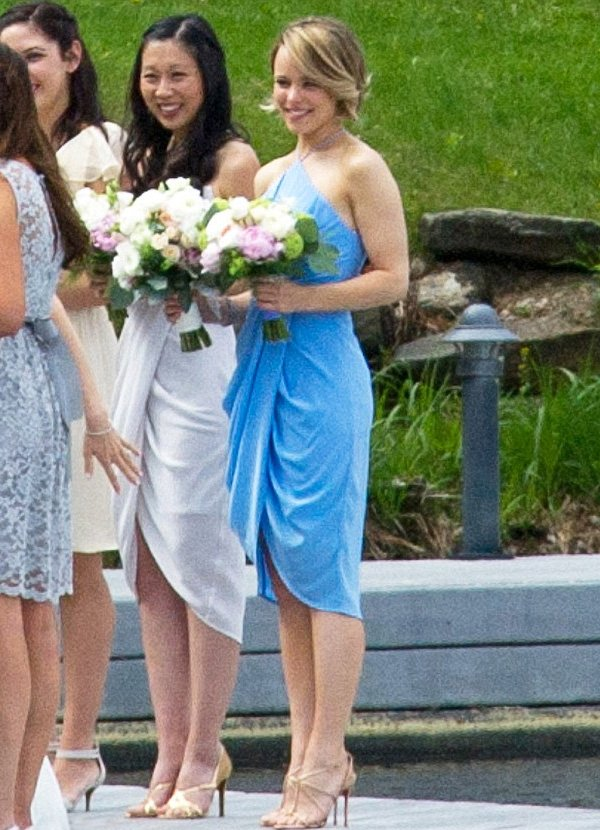 Rachel McAdams Bridesmaid