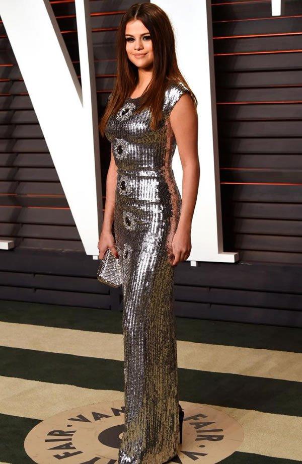 Selena Gomez Oscars After Party