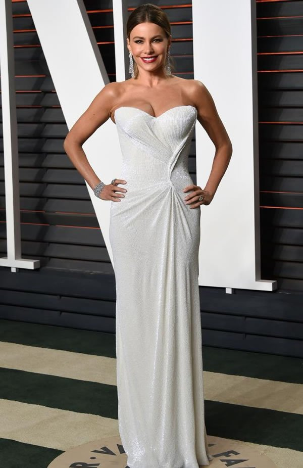 Sofia Vergara Oscars After Party