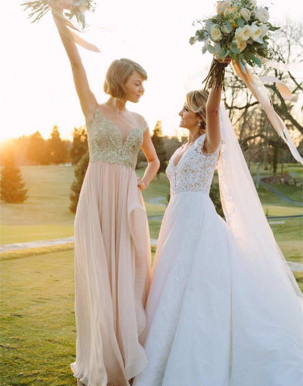 Taylor Swift Bridesmaid