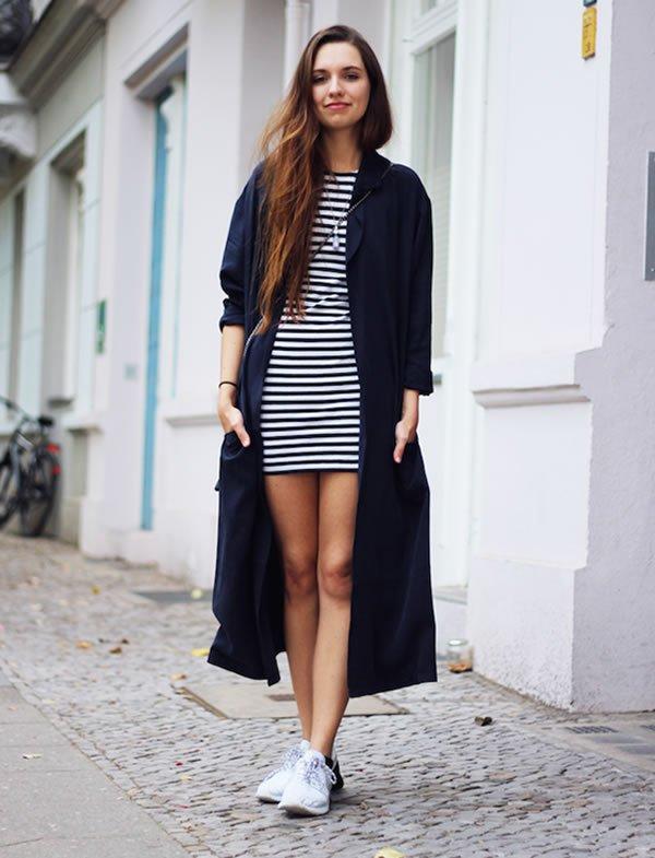Stripes Diana