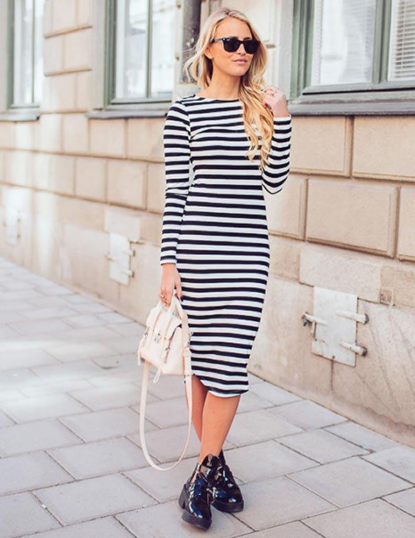 Stripes Janni Deler
