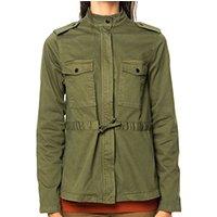 Jaqueta verde Militar