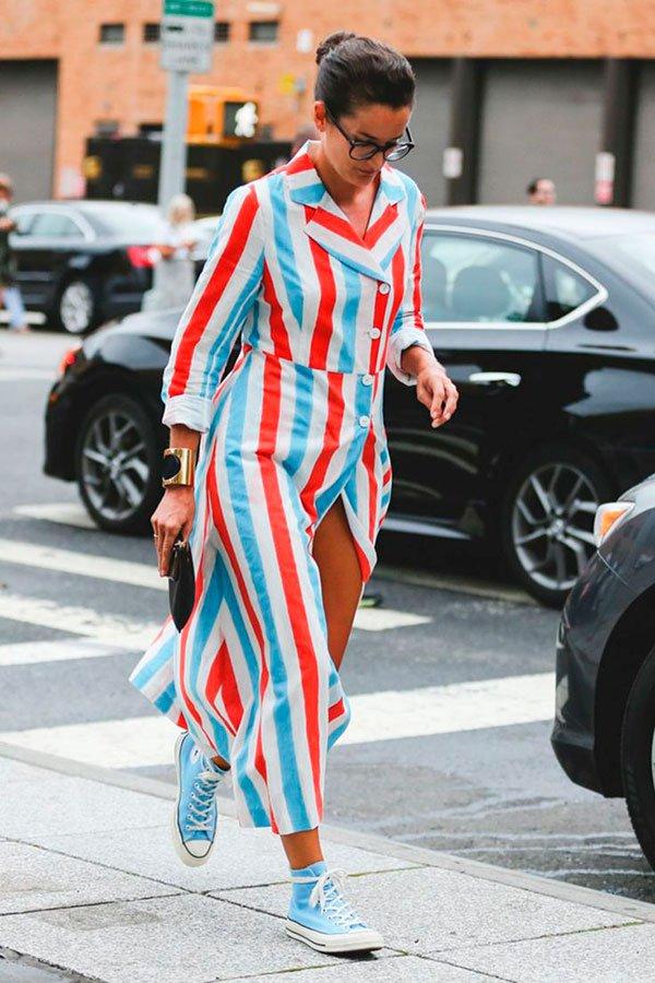 As Listras Queridinhas Das Fashionistas Steal The Look