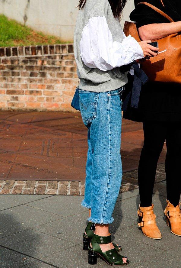 bomber jacket boyfriend jeans