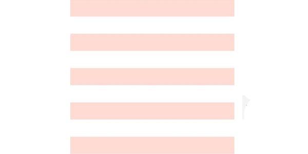 Papel de parede de listras horizontais rosa