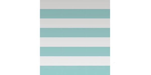 Papel de parede de listras horizontais azul