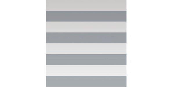 Papel de parede de listras horizontais cinza