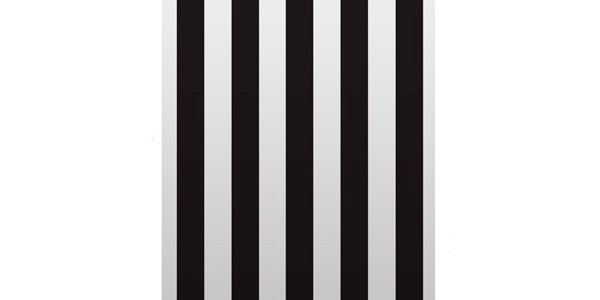 Papel de parede de listras verticais pretas