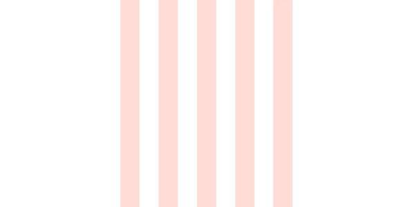 Papel de parede de listras verticais rosa