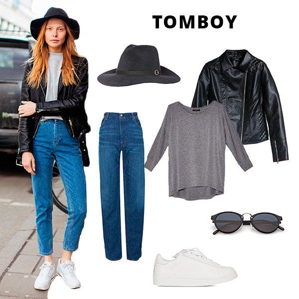 Guia De Estilo: Tomboy
