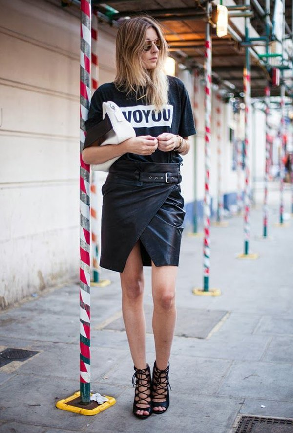 Street Style de Camille Charrière
