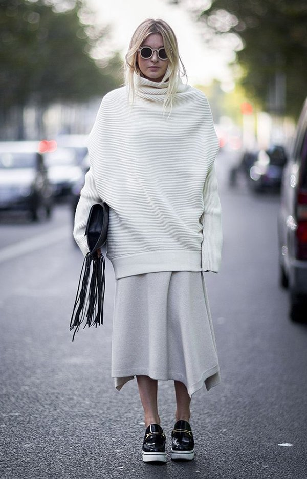 Look Off White para street style