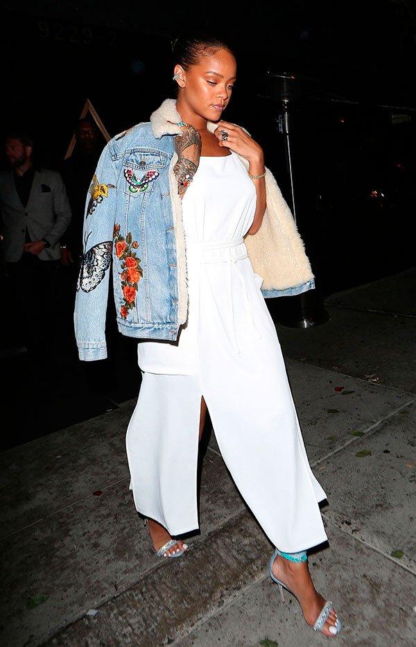 962a51260c 9 maneiras diferentes de usar a jaqueta jeans » STEAL THE LOOK