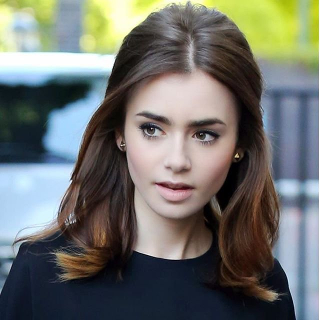 long bob lilly collins