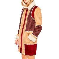 casaco faux fur