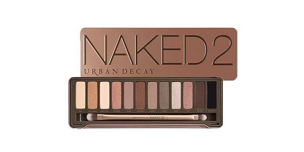 Paleta de Sombra Naked 2