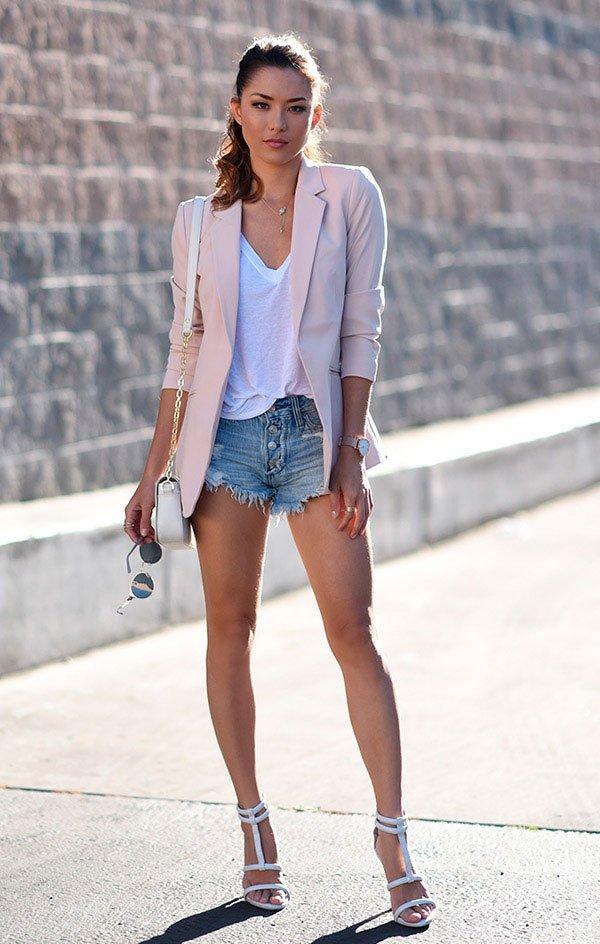 829b773b80 7 maneiras de deixar o blazer menos sério e mais cool » STEAL THE LOOK