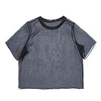 Camiseta Transparente