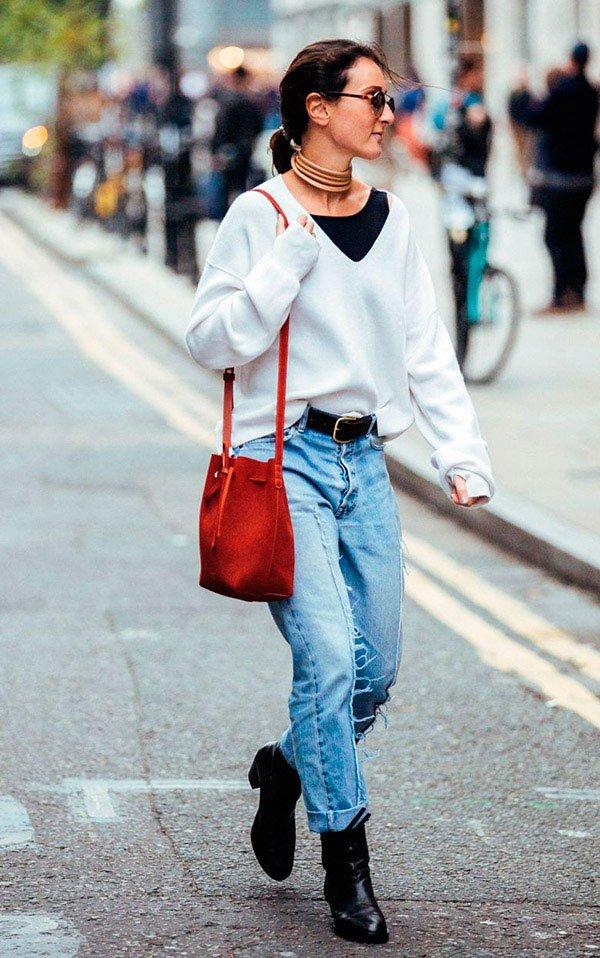 look street style lfw 2016