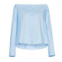 camisa blusa ombro a ombro