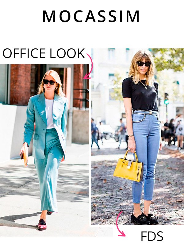 mocassim office look - fds