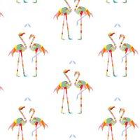papel flamingo