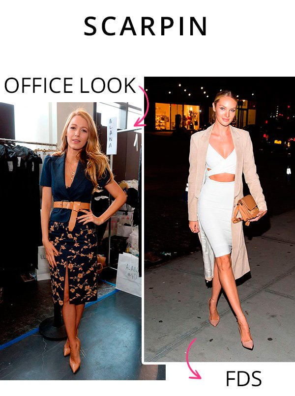 scarpin office look - fds