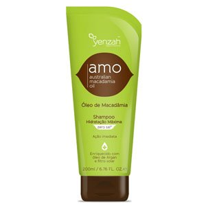Shampoo macadamia