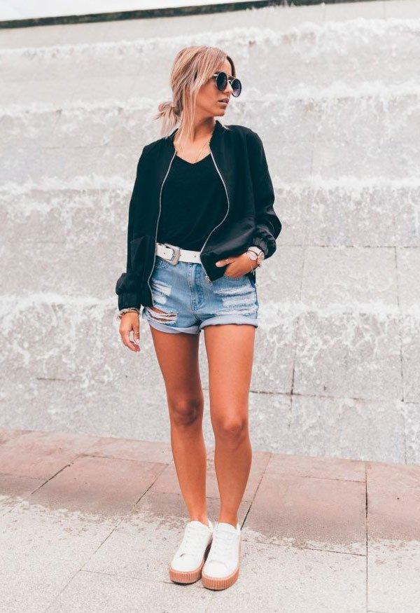 camille callen short jeans